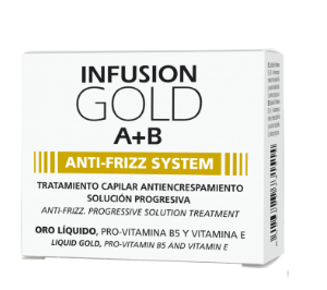 Infusion A + B Gold Anti Frizz
