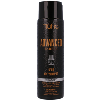 ADVANCED BARBER-Nº104 GREY SHAMPOO (GREY HAIR)